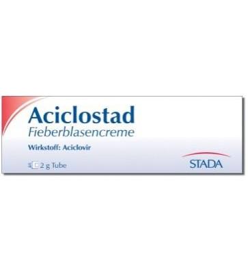 Aciclostad® Fieberblasencreme