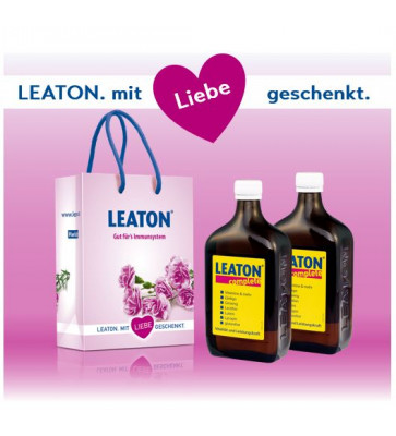 LEATON DOPPELPACKUNG COMPLETE