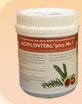 Aciflovital plus Nr. 1 Pulver