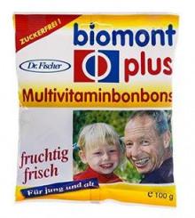 Biomont plus Multivitaminbonbons