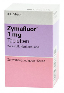 Zymafluor 1mg - Tabletten