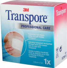3M Transpore Refill 25 mm x 5 m