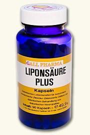 GPH Liponsäure Plus Kapseln