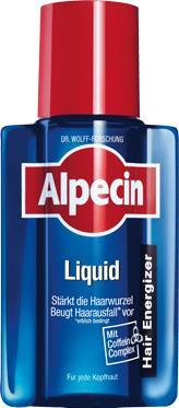 Alpecin Coffein-Haarwasser Liquid