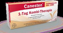Canesten® Clotrimazol Gyn Once Kombi