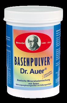 BASENPULVER Dr. Auer