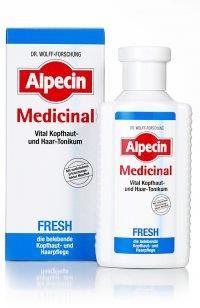 Alpecin Medizinal Fresh Vital Kopfhaut- und Haartonikum 200ml