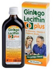 Ginkgo Lecithin plus