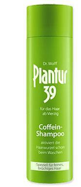 Plantur 39 Coffein-Shampoo für feines, brüchiges Haar