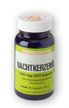 GPH Nachtkerzenöl 500mg Kapseln