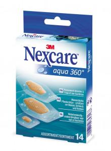 3M Nexcare Pflaster Aqua 360°assortiert