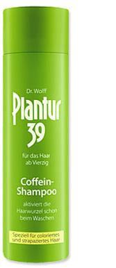 Plantur 39 Coffein-Shampoo für coloriertes und strapaziertes Haar