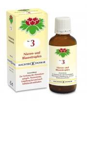 Doskar Tropfen Nr. 3 - Nieren- und Blasentropfen