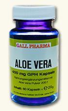 GPH Aloe Vera 400mg Kapseln