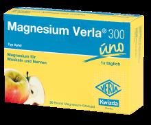 Magnesium Verla 300 uno Apfel