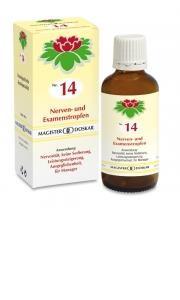 Doskar Tropfen Nr. 14 - Nerven- und Examentropfen