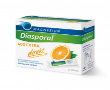 Magnesium Diasporal 400; EXTRA Direktgranulat