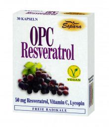 Espara OPC-Resveratrol Kapseln