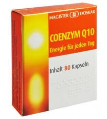Doskar CoEnzym Q10 Kapseln 80 Stück