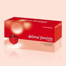 Delima Feminin Vaginalzäpfchen 10 Stk.