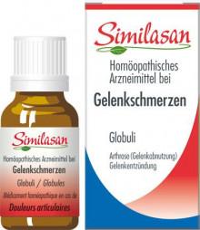 Globuli Similasan gegen Gelenksschmerzen