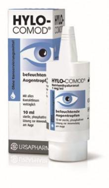 Hylo-Comod Augentropfen 10ml