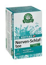 KOTTAS DR.TEE NERVEN-SCHLAF