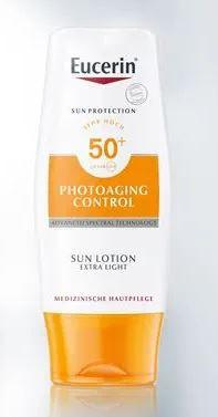 EUC SUN LOT PHOTOAGING F50+