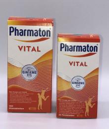 Pharmaton® Multivitamin Kapseln + Ginseng-Extrakt G115