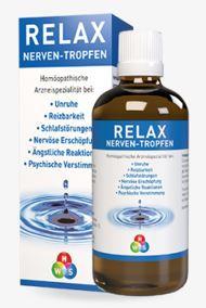 RELAX NERVEN TR