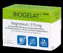 Biogelat Magnesium 375