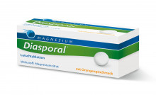 Magnesium Diasporal 100; Lutschtabletten
